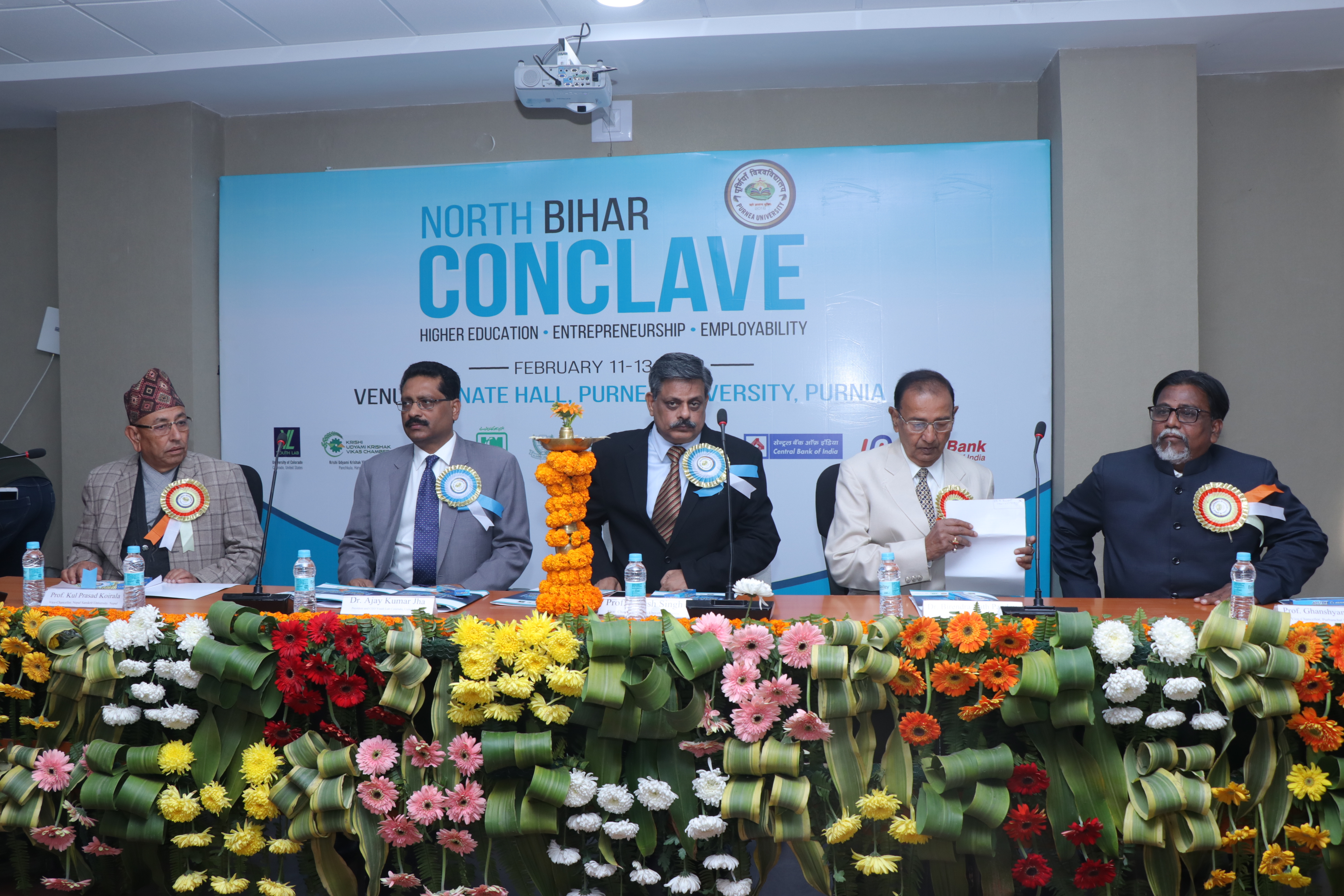 11-13 Feb 19 -North Bihar Conclave